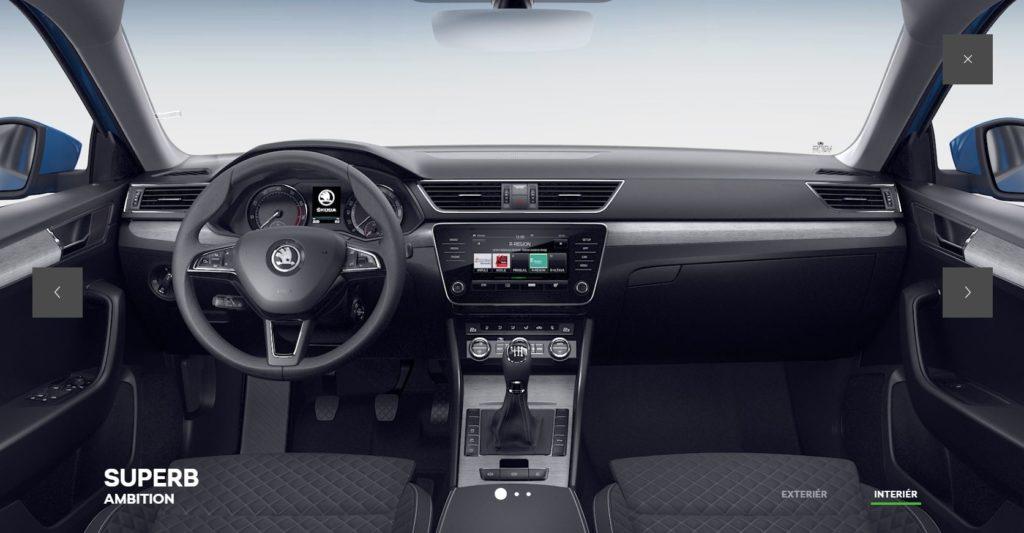 Škoda Superb Ambition 2019